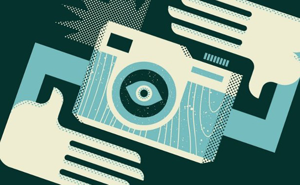 Create retro graphics in Illustrator, by Ryan Brinkerhoff