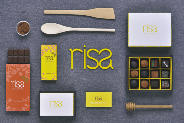 Risa: A Passion For Chocolates, by Plus63 Design Co.