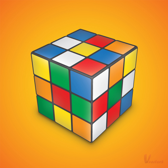 How to create a Rubik's Cube in Illustrator, by Andrei Marius