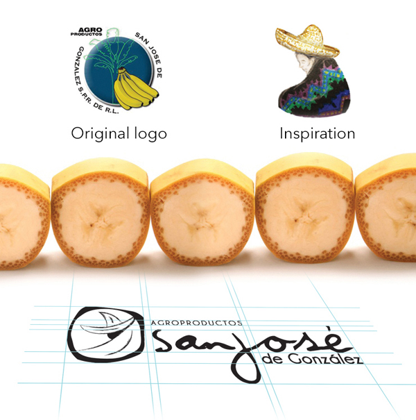 San José de Gonzalez - Rebranding, by Diana Caballero