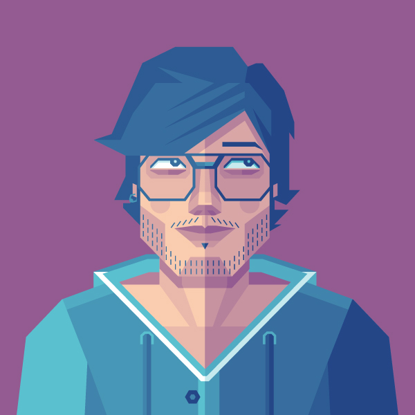 How to Create a Self-Portrait in a Geometric Style, by Beto Garza