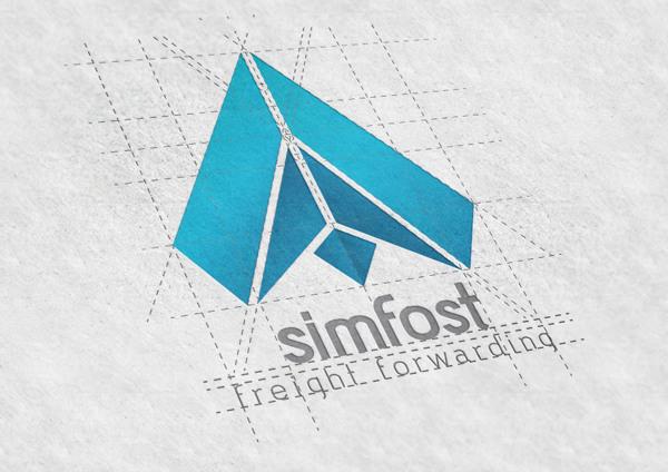 Simfost, Logo Design by Ihsan Farhan