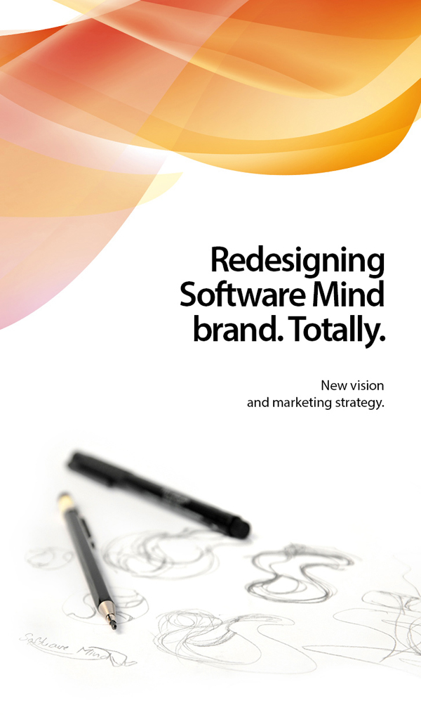 Software Mind Rebranding, by Michal Jakubowski