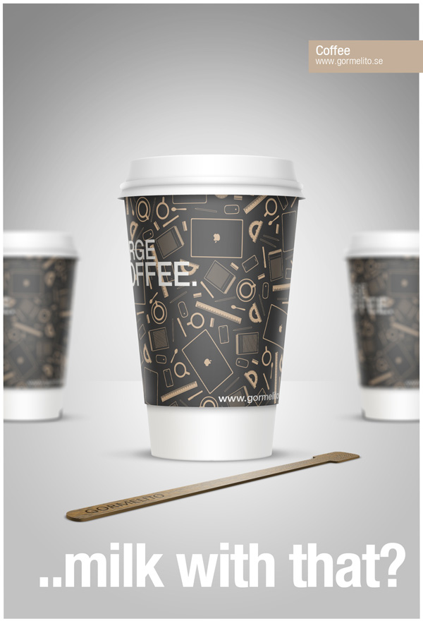 Create a Stylish Coffee Cup With Smart Objects, by Gorm Haraldsson