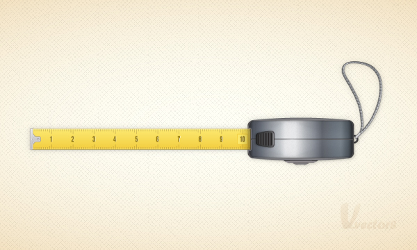 Create a Vector Tape Measure in Illustrator CS5, by Andrei Marius
