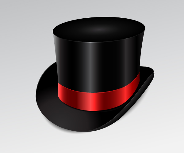 How to Create a Fancy Top Hat in Adobe Illustrator, by Jasmina Stanojevic